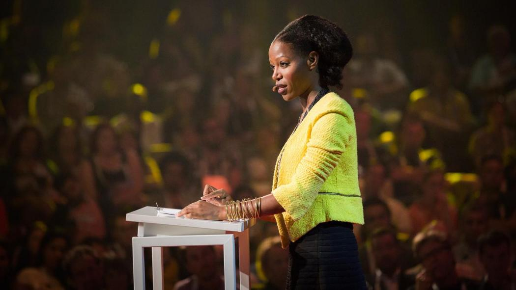 "Taiye Selasi at TEDGlobal 2014: ""Don't ask me where I'm from, ask me where I'm local"""