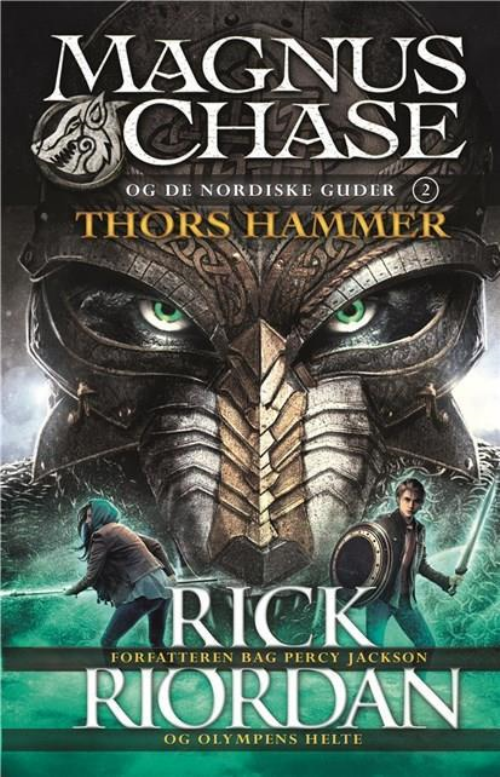 bøger nordisk mytologi