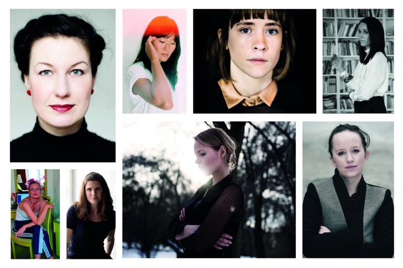 danske kvindelige forfattere